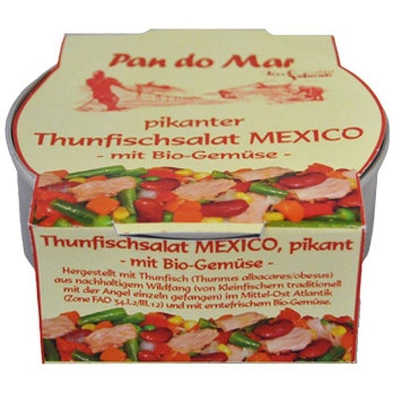 Salata picanta de ton cu legume Mexic