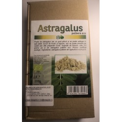 Astragalus pulbere Eco