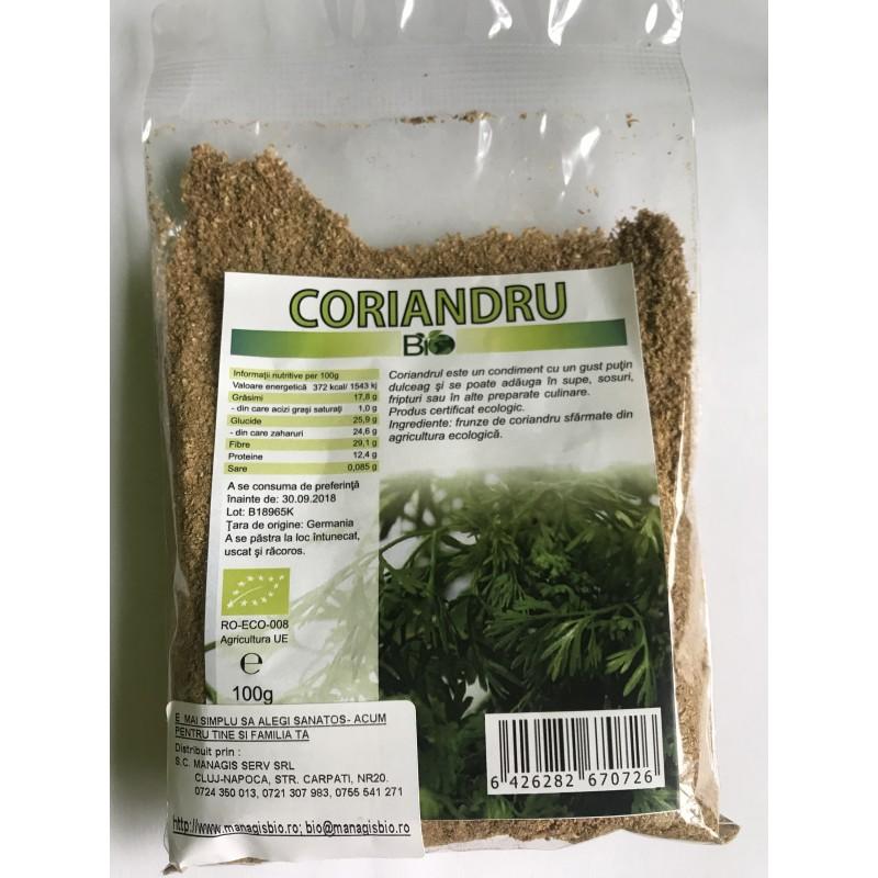Coriandru Bio