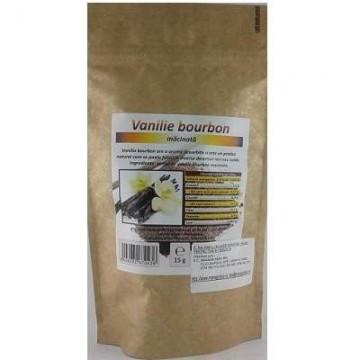 Vanilie de Bourbon macinata