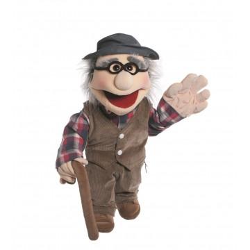 Marioneta Bunicul 65cm