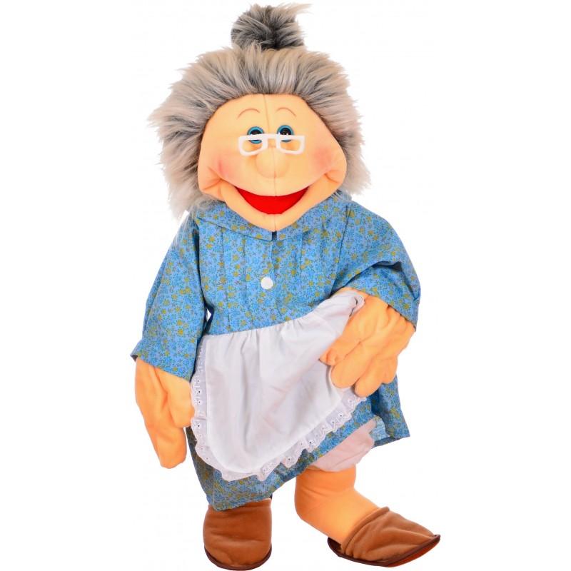 Marioneta Bunica 65cm