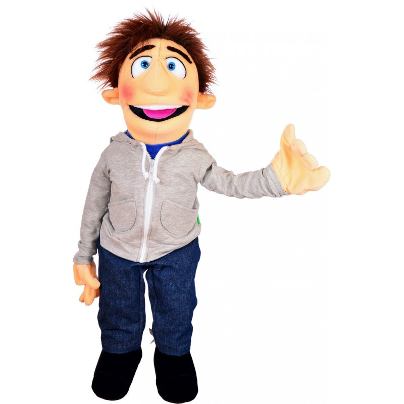 Marioneta Mr. Sunday 70cm