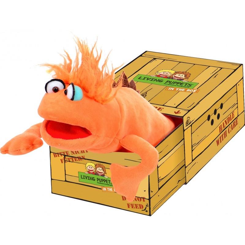 Marioneta Mr. Orange 30cm